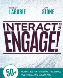 Interact and Engage! book cover